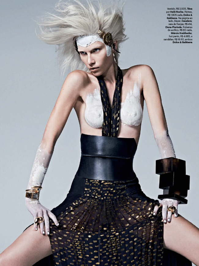 VOGUE BRAZIL Aline Weber in Guerreira Urbana by Zee Nunes. Pedro Sales, April 2014, www.imageamplified.com, Image Amplified (5)