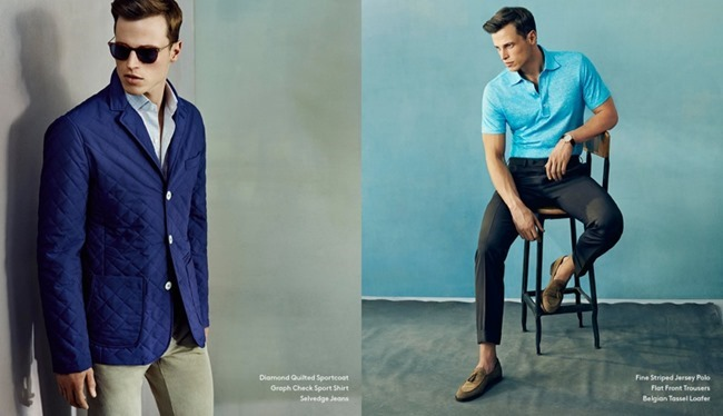 CAMPAIGN Lars Burmeister in Lighten Up for Barneys New York Spring 2014. www.imageamplified.com, Image Amplified (5)
