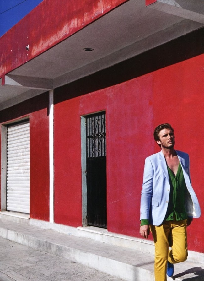 GQ SPAIN Nico Malleville in 3 Colores by Richard Ramos. Jesus Cicero, Spring 2014, www.imageamplified.com, Image Amplified (8)