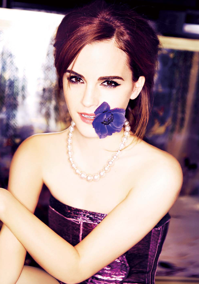 THE SUNDAY TIMES STYLE Emma Watson in The Joy of Youth by Ellen von Unwerth. Lucy Ewing, March 2014, www.imageamplified.com, Image Amplified (4)
