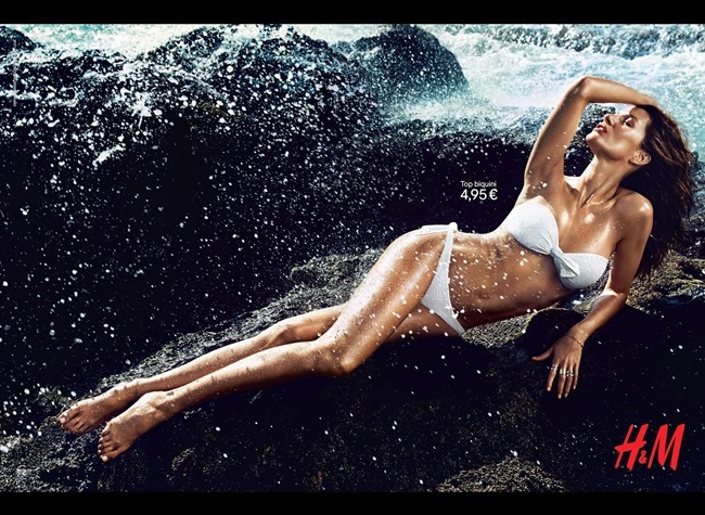 CAMPAIGN Gisele Bundchen for H&M Summer 2014 by Lachlan Bailey. www.imageamplified.com, Image Amplified (3)