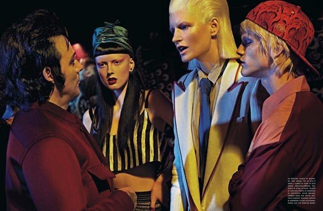VOGUE ITALIA Kirsten Owen, Kate Goodling & Sadie Pinn in Frames Of Fashion by Francesco Carrozzini. Enrica Ponzellini, April 2014, www.imageamplified.com, Image Amplified (4)