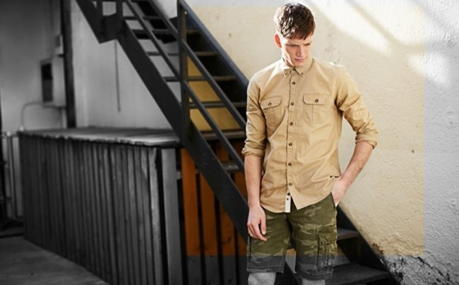 CAMPAIGN Florian Van Bael in Military Green  for El Corte Ingles Spring 2014 by Alejandro Pereira. Daniel Gonzalez, www.imageamplified.com, Image Amplified (6)