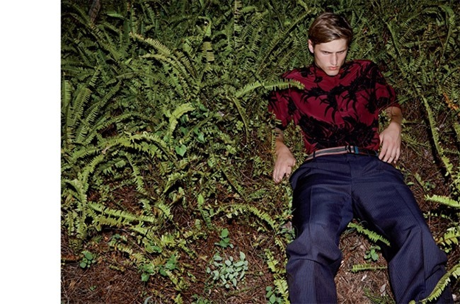 FASHION FOR MEN Wyatt Gemmer by Milan Vukmirovic. Scarlett Viquel, Spring 2014, www.imageamplified.com, Image amplified (2)