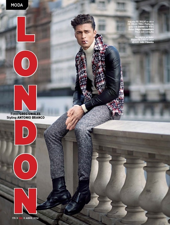 GQ BRAZIL Harvey Haydon in London Calling by Greg Swales, Antonio Branco, Spring 2014, www.imageamplified.com, Image Amplified (1)