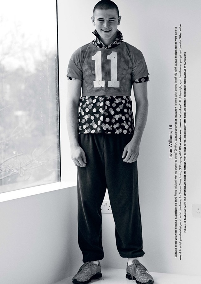 I-D MAGAZINE Fresh Faces by Bruno Staub. Jack Borkett, Spring 2014, www.imageamplified.com, Image Amplified (3)