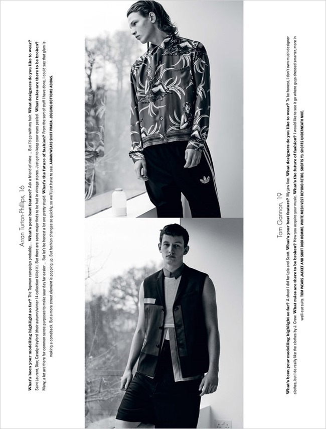 I-D MAGAZINE Fresh Faces by Bruno Staub. Jack Borkett, Spring 2014, www.imageamplified.com, Image Amplified (6)