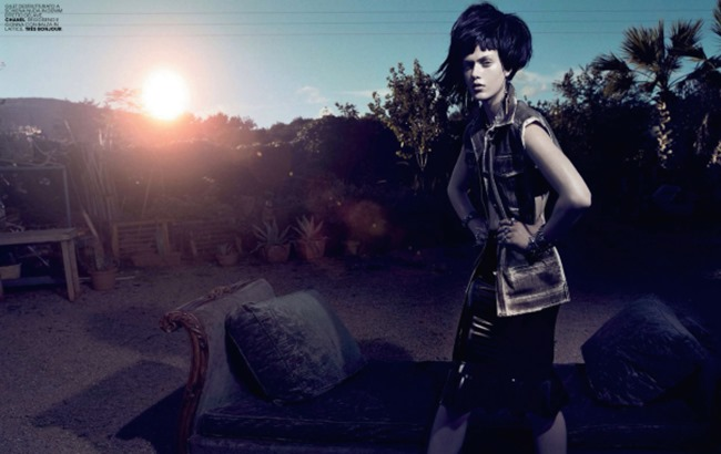 MARIE CLAIRE ITALIA Tess Hellfeuer in Rock n Rebel by Jacques Olivar. Elisabetta Massari, April 2014, www.imageamplified.com, Image Amplified (6)