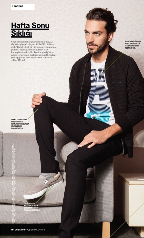 MEN'S HEALTH MAGAZINE Andre Albuquerque by Sinem Yazici. Irem Arkan, Spring 2014, www.imageamplified.com, Image Amplified (8)