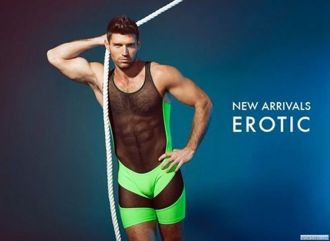 CAMPAIGN Bo Roberts for N2N Bodywear Summer 2014. www.imageamplified.com, Image Amplified (1)