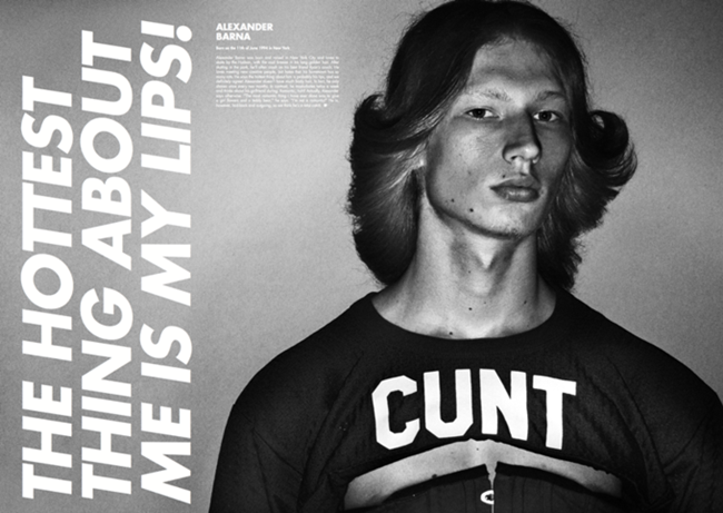 EY! MAGATEEN The Dangerous Guys In New York by Steven Klein. Nicola Formichetti, Spring 2014, www.imageamplified.com, Image Amplified (51)