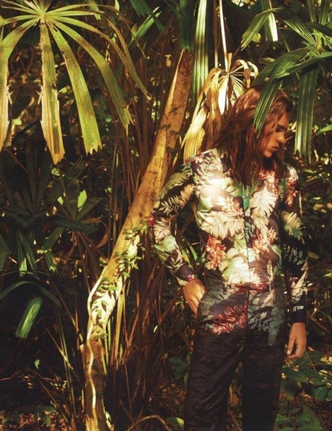 GQ STYLE GERMANY Travis Smith in Luxurious Summer by Daniel Riera. Tobias Frericks, Spring 2014, www.imageamplified.com, Image amplified (1)