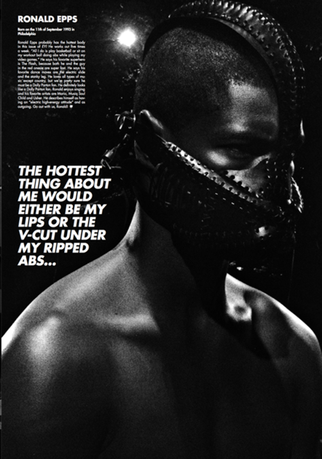 EY! MAGATEEN The Dangerous Guys In New York by Steven Klein. Nicola Formichetti, Spring 2014, www.imageamplified.com, Image Amplified (56)