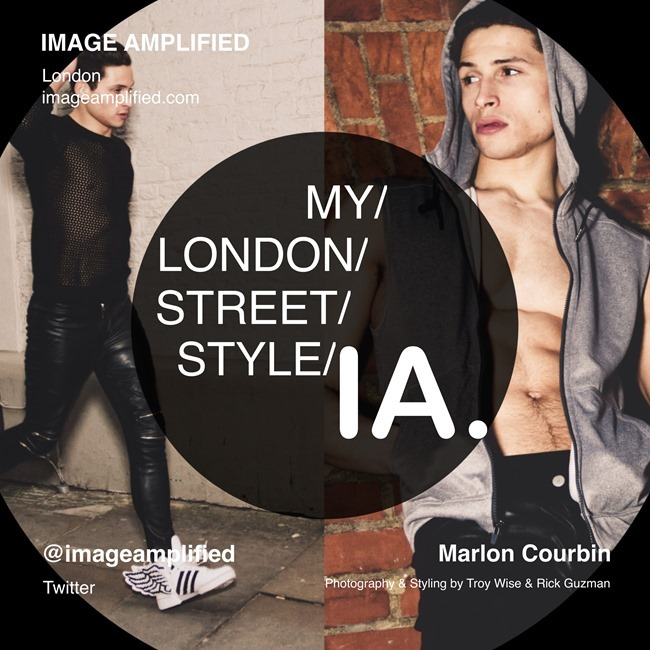 IMAGE AMPLIFIED EXCLUSIVE Marlon Courbin in My London Street Style Pt. 2 by Troy Wise. Rick Guzman, Spring 2014, www.imageamplified.com, Image Amplified (16)