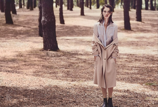 VOGUE AUSTRALIA Crista Cober in Into The Woods by Will Davidson. Christine Centenera, May 2014, www.imageamplified.com, Image Amplified (6)