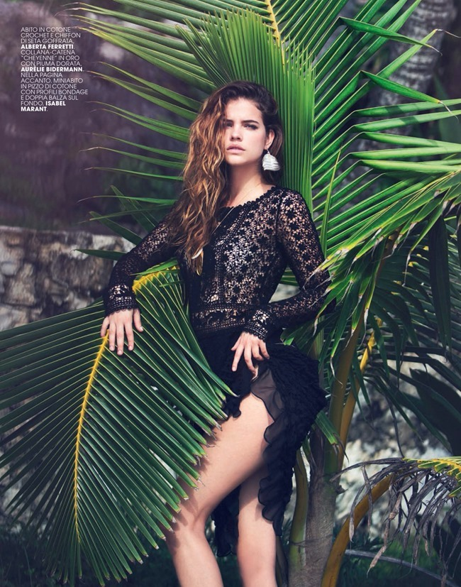 MARIE CLAIRE ITALIA Barbara Palvin in Holiday Diary by David Bellemere. Elisabetta Massari, May 2014, www.imageamplified.com, Image Amplified (21)