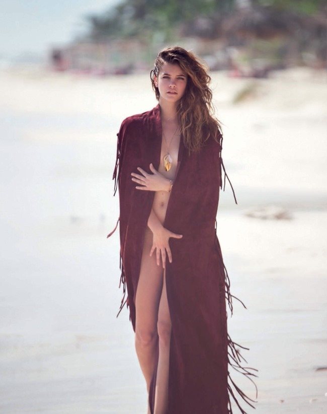 MARIE CLAIRE ITALIA Barbara Palvin in Holiday Diary by David Bellemere. Elisabetta Massari, May 2014, www.imageamplified.com, Image Amplified (25)