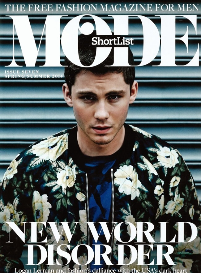 SHORTLIST MAGAZINE Logan Lerman by Christopher Hench. Eilidh Greig, Spring 2014, www.imageamplified.com, Image amplified (3)