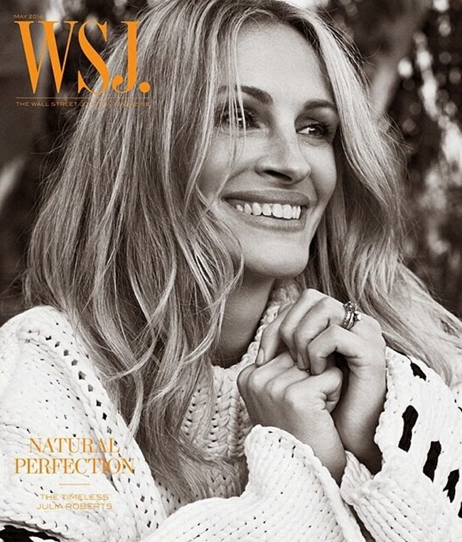 WSJ MAGAZINE Julia Roberts by Josh Olins. Elin Svahn, May 2014, www.imageamplified.com, Image Amplified (2)