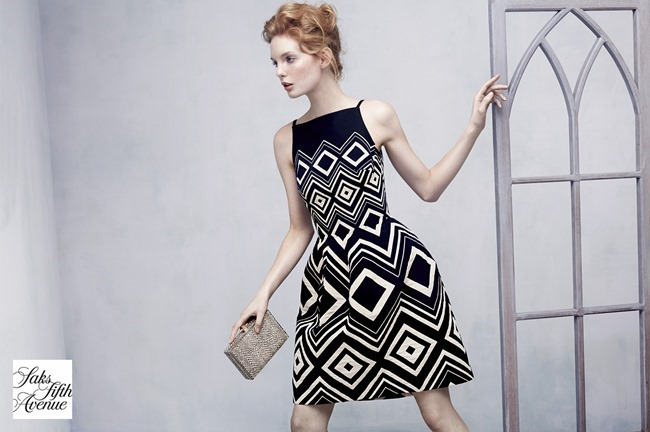 CAMPAIGN Clara Settje for Saks Fifth Avenue Spring 2014 by An Le. Pia Malatesta, www.imageamplified.com, Image Amplified (5)