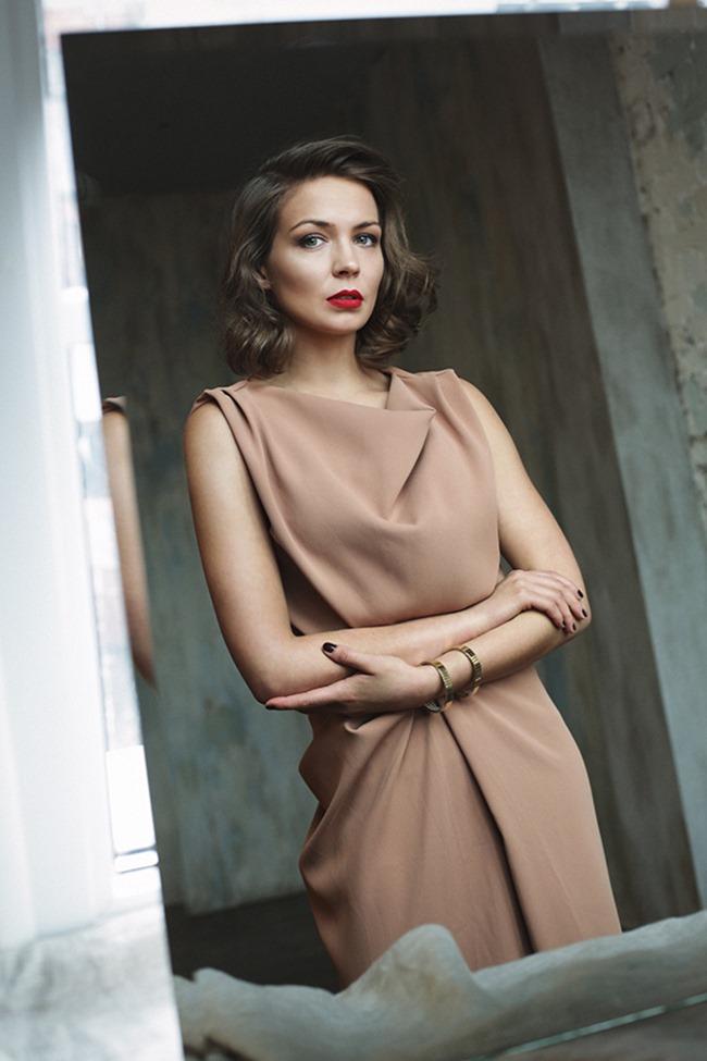 IMAGE AMPLIFIED EXCLUSIVE Marina Katsuba in The Bond Girl by Lyubov Alazankina. Margarita Kosyakova, Spring 2014, www.imageamplified (3)