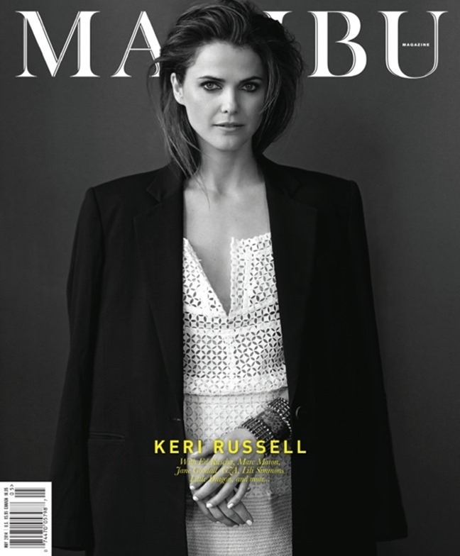MALIBU MAGAZINE Keri Russell by Eric Guillemain. Zanna Roberts Rassi, Spring 2014, www.imageamplified.com, Image Amplified (10)