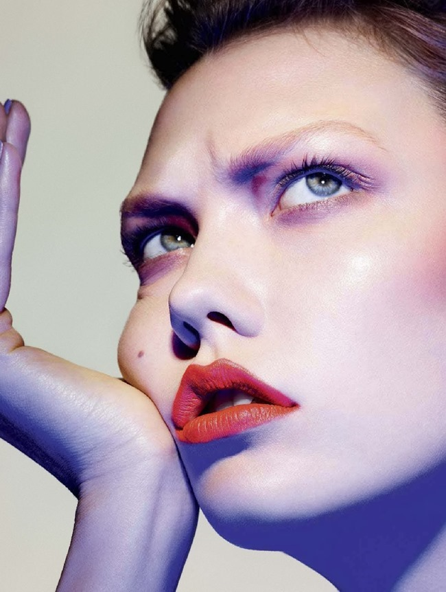 L'EXPRESS STYLES Karlie Kloss in Color Power by Ben Hassett. Mika Mizutani, April 2014, www.imageamplified.com, Image amplified (12)