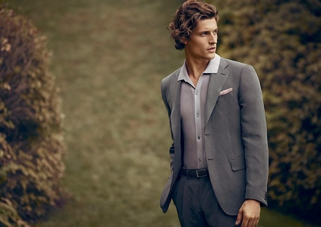 CAMPAIGN Wouter Peelen for Canali Spring 2014. www.imageamplified.com, Image Amplified (3)