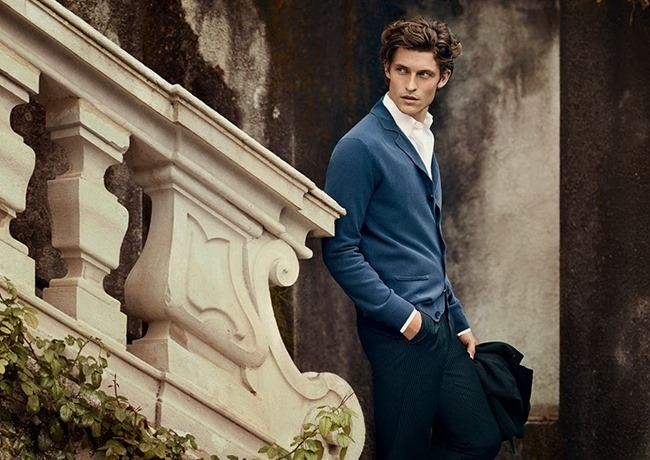 CAMPAIGN Wouter Peelen for Canali Spring 2014. www.imageamplified.com, Image Amplified (4)