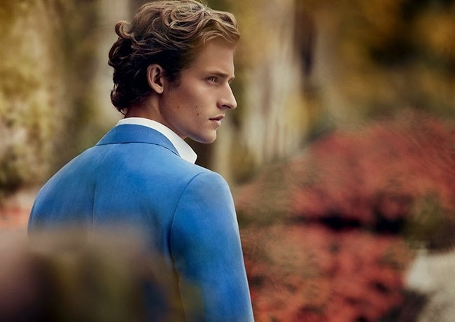 CAMPAIGN Wouter Peelen for Canali Spring 2014. www.imageamplified.com, Image Amplified (6)