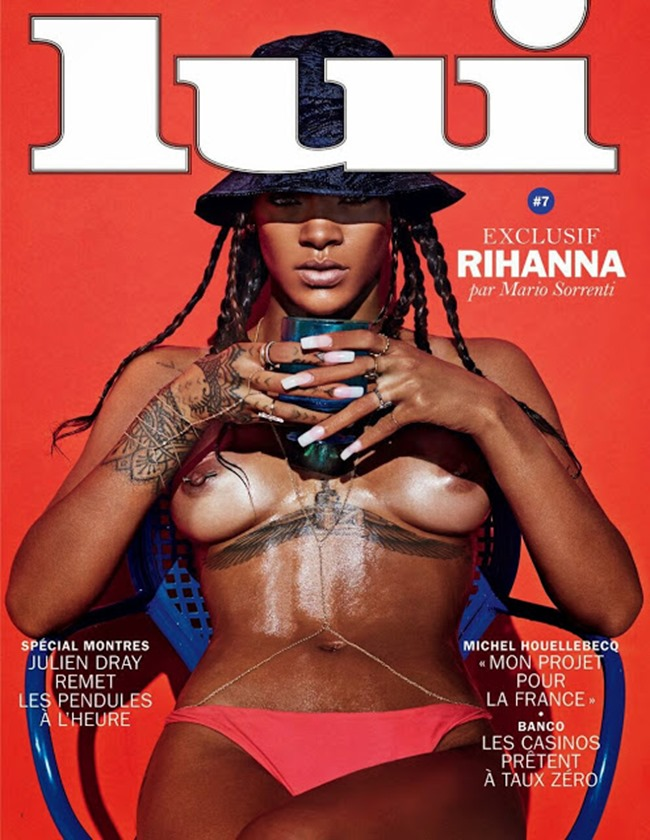 LUI MAGAZINE Rihanna by Mario Sorrenti. May 2014, www.imageamplified.com, Image Amplified (1)