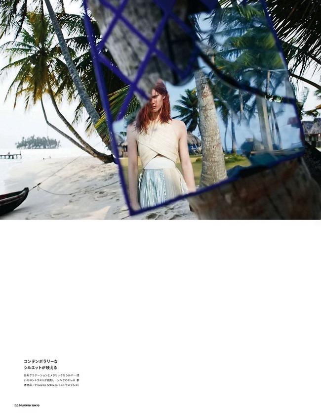 NUMERO TOKYO Querelle Jansen in Fashion Survivor by Laurie Bartley. Felipe Mendes, June 2014, www.imageamplified.com, Image Amplified (5)