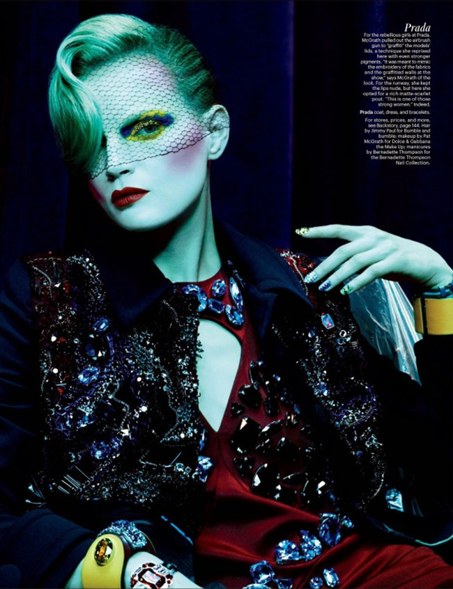 W MAGAZINE Dream Girls by Ben Hassett. Panos Yiapanis, May 2014, www.imageamplified.com, Image Amplified (1)