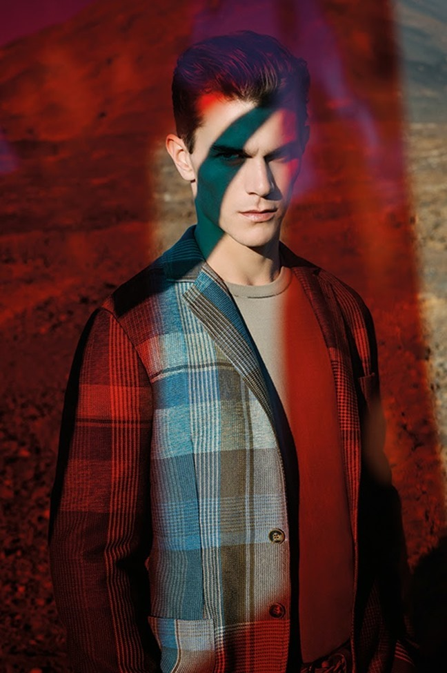 CAMPAIGN Vincent Lacrocq for Missoni Spring 2014 by Viviane Sassen, www.imageamplified.com, Image Amplified (2)
