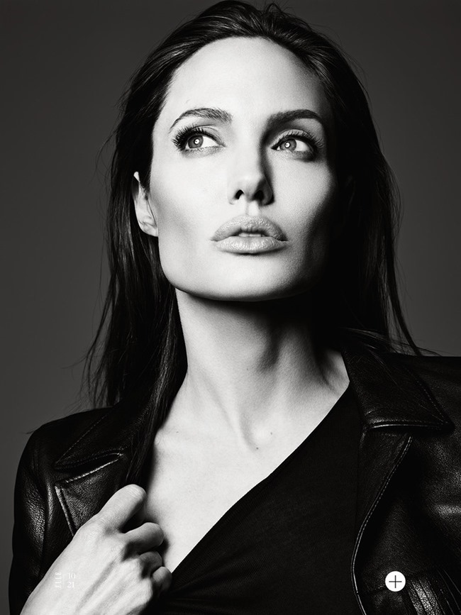 ELLE MAGAZINE Angelina Jolie in Untamed Heart by Hedi Slimane. Joe Zee, June 2014, www.imageamplified.com, Image Amplified (12)