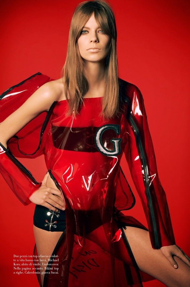 VOGUE ITALIA Lexi Boling in Boila by Steven Meisel. Karl Templer, May 2014, www.imageamplified.com, Image Amplified (4)