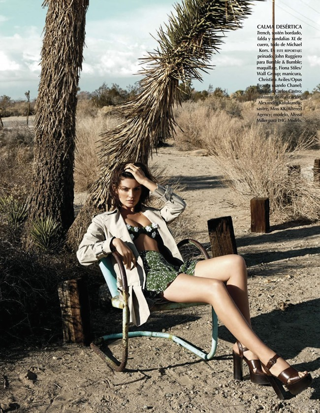 VOGUE MEXICO Alyssa Miller in Salvaje Oeste by Yu Tsai. Sarah Gore-Reeves, May 2014, www.imageamplified.com, Image Amplified (8)