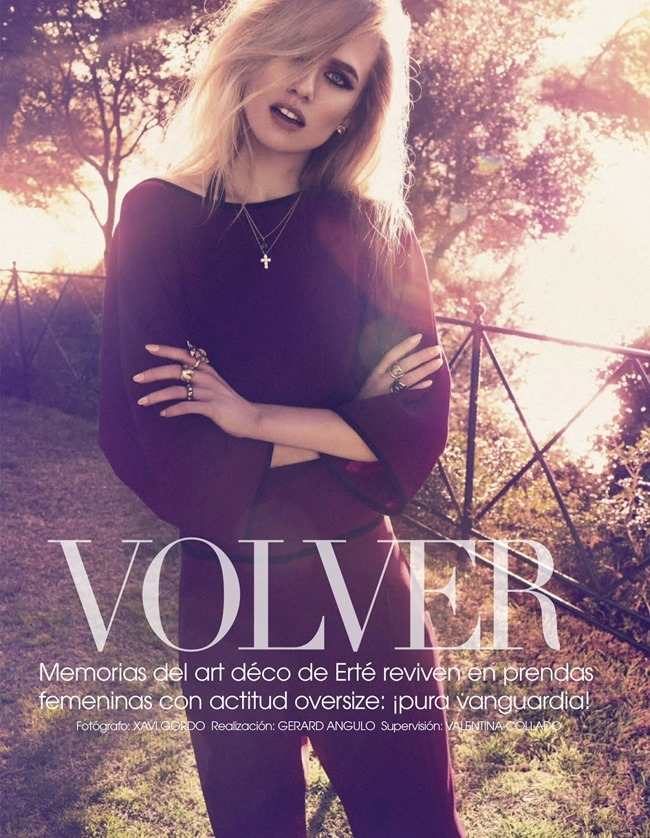 VOGUE MEXICO Tosca Dekker in Volver by Xavi Gordo. Gerard Angulo, May 2014, www.imageamplified.com, Image Amplified (2)
