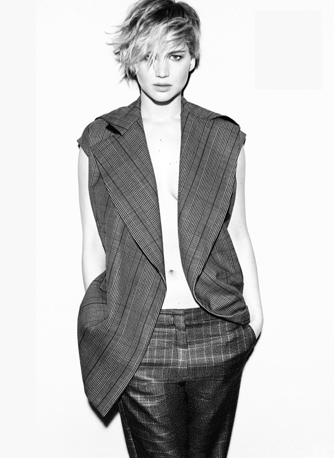 MARIE CLAIRE MAGAZINE Jennifer Lawrence by Jan Welters. June 2014, www.imageamplified.com, Image Amplified (3)