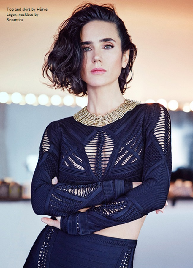 THE EDIT MAGAZINE Jennifer Connelly by Will Davidson. Tracy Taylor, March 2014, www.imageamplified.com, Image Amplified (5)