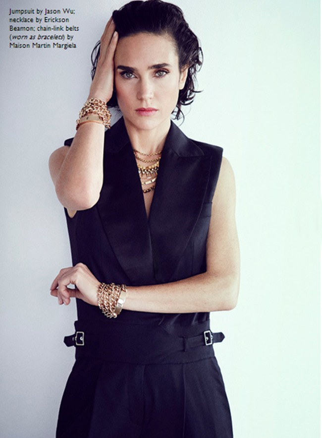 THE EDIT MAGAZINE Jennifer Connelly by Will Davidson. Tracy Taylor, March 2014, www.imageamplified.com, Image Amplified (6)