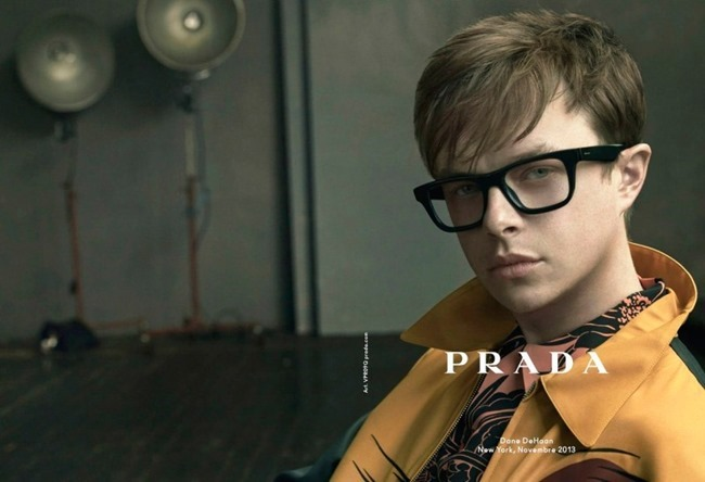 CAMPAIGN Dane DeHaan for Prada Eyewear Spring 2014 by Annie Leibovitz. www.imageamplified.com, Image Amplified (3)