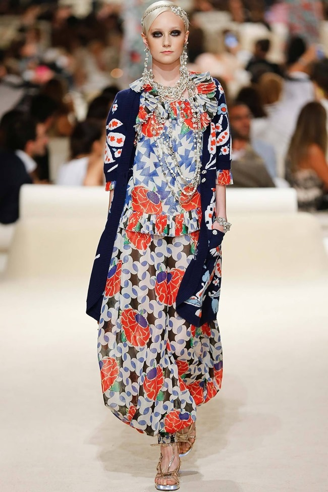 COLLECTION Chanel Cruise 2015 Dubai. www.imageamplified.com, Image Amplified (66)