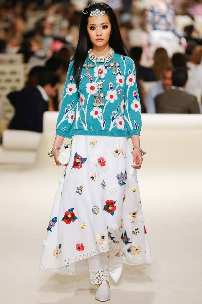 COLLECTION Chanel Cruise 2015 Dubai. www.imageamplified.com, Image Amplified (70)