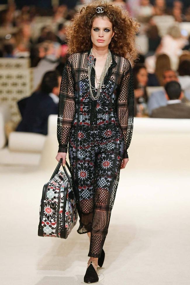 COLLECTION Chanel Cruise 2015 Dubai. www.imageamplified.com, Image Amplified (80)