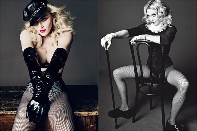 L'UOMO VOGUE Madonna in Art for Freedom by Tom Munro. Arianne Phillips, June 2014, www.imageamplified.com, Image Amplified (4)