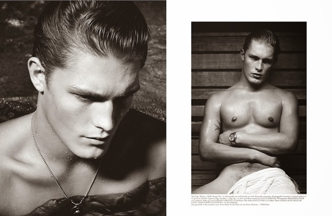 NARCISSE MAGAZINE Harry Goodwins in Chronos by Benjamin Vnuk. Rene Gloor, Spring 2014, www.imageamplified.com, Image Amplified (6)