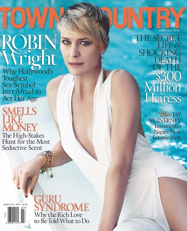 TOWN & COUNTRY MAGAZINE Robin Wright by Paul Wetherell. July 2014, www.imageamplified.com, Image Amplified (4)