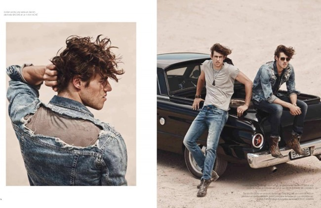 APOLLO MAGAZINE Jordan & Zac Stenmark in The Outback by Trevor King. Fleur Huynh Evans, Spring 2014, www.imageamplified.com, Image amplified (4)
