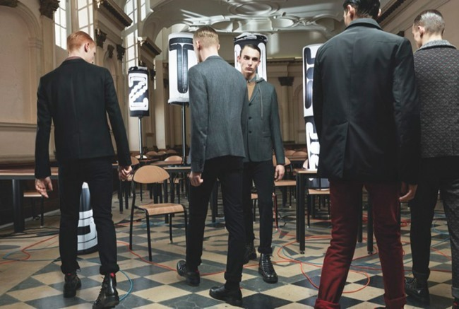 CATALOGUE Dior Homme Fall 2014 by Karim Sadli. www.imageamplified.com, Image Amplified (15)